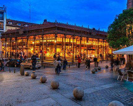 The San Miguel Market A Date With The Most Exquisite Tapas