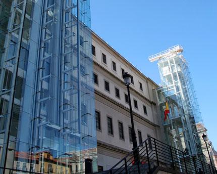 Museo Reina Sofía: contemporary art and renewed vigour