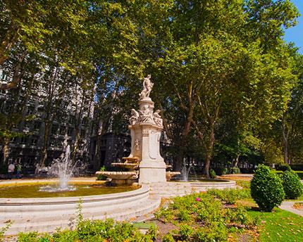 Paseo del Prado: a boulevard of art and culture