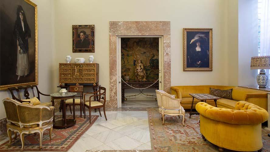 Salón del Museo Sorolla