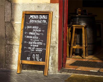 Te contamos dónde salir de tapas por Madrid
