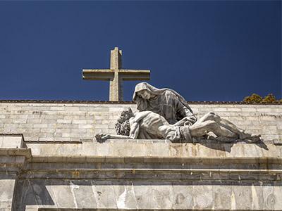 Fachada Basílica de la Santa Cruz