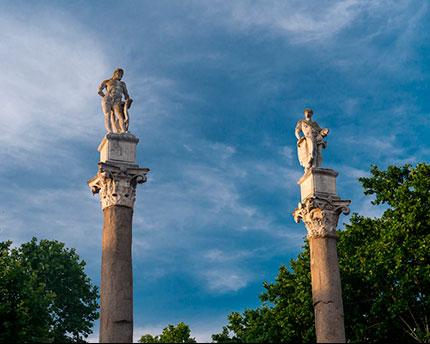 Alameda de Hércules: the LGBTI+ neighbourhood, and a tapas hotspot