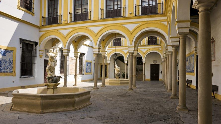 Hospital de la Caridad Arenal de Sevilla