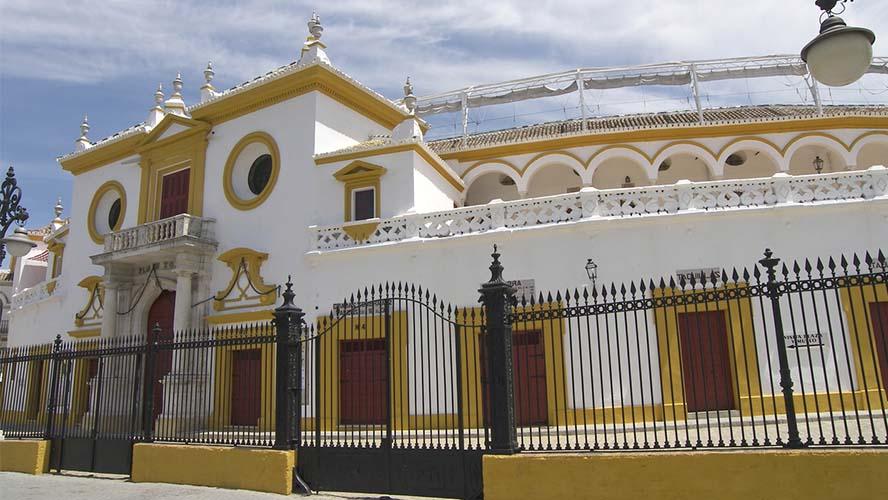 Maestranza de Sevilla el Arenal