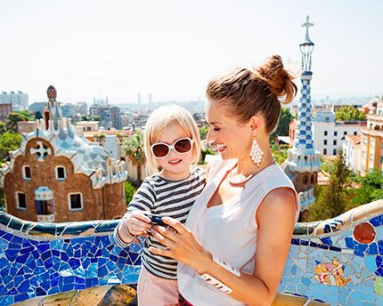 Barcelona with children, a city to be enjoyed as a family