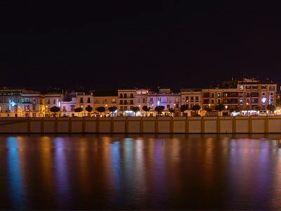 Calle Betis noche
