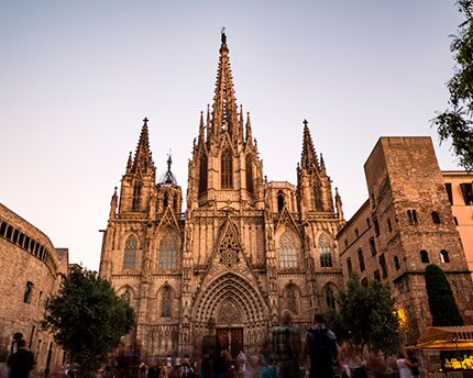 Download Barcelona Cathedral