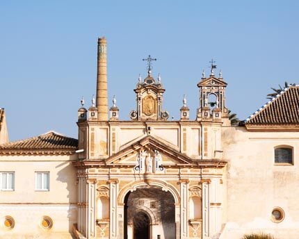 Seville's La Cartuja: once a monastery, now a centre for the contemporary arts