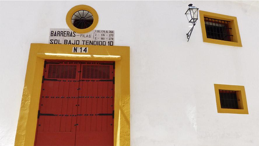 Entrada Maestranza de Sevilla