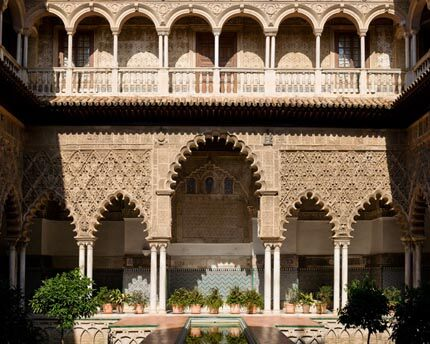 The Royal Alcázar of Seville, a jewel within its walls