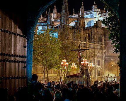 Holy Week in Seville, a pure state of religious fervour