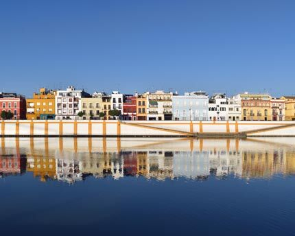 The Triana neighbourhood: on the other side of the Guadalquivir