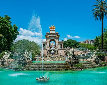 Parc de la Ciutadella, so much more than just a park