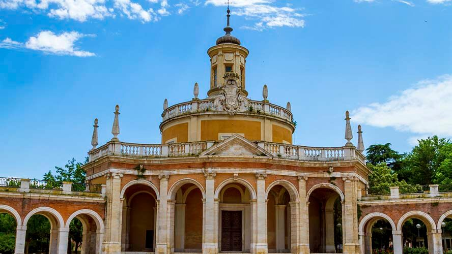 Iglesia de Aranjuez