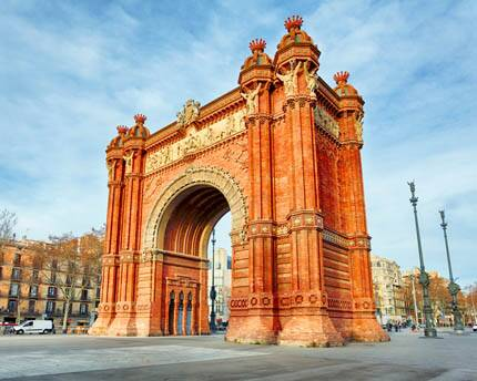 The Arc de Triomf, Barcelona's gateway to modernity