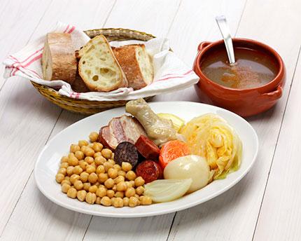 El cocido es el plato más madrileño