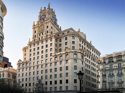 Edificio Telefónica Madrid
