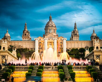 The Magic Fountain of Montjuïc: Barcelona's music, water and light show