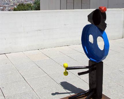 La Fundació Joan Miró, meca del arte contemporáneo
