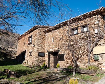 La Hiruela, a haven of peace to the north of Madrid