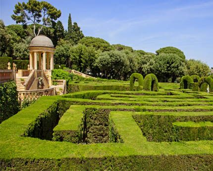 The Labyrinth of Horta: Barcelona's oldest garden