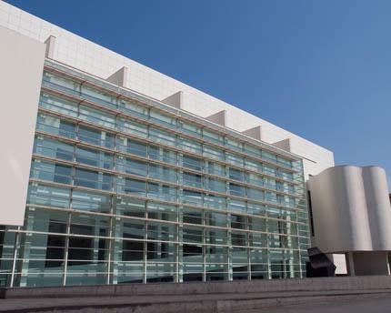 MACBA Barcelona, the benchmark of contemporary art museums