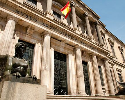 Madrid's Archaeological Museum: a journey through the history of humanity