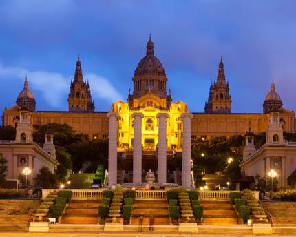 Museu Nacional d'Art de Catalunya, el palacio del arte