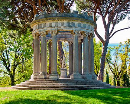 Parque de El Capricho, el Versalles madrileño