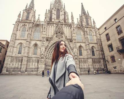 Los mejores planes románticos en Barcelona. Disfruta de la ciudad Condal con tu pareja