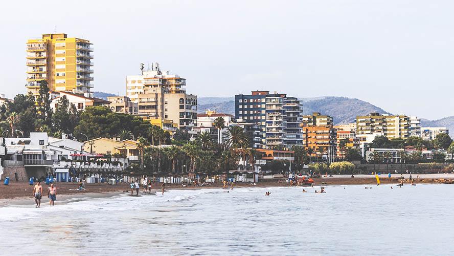 Bahía de Benicassim
