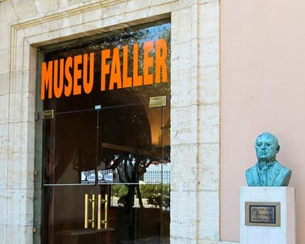 The Falles Museum, the home of the ninots in Valencia