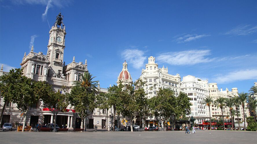 valencia-plaza-del-ayuntamiento