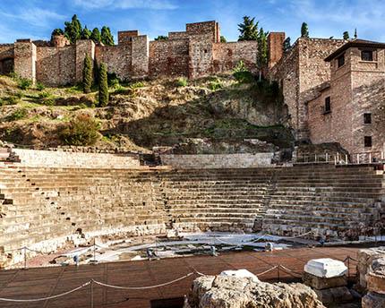 Alcazaba de Málaga, la inexpugnable fortaleza árabe que domina la ciudad
