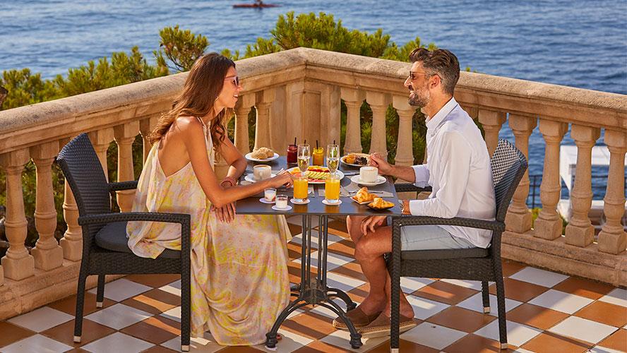 Planes románticos en Mallorca
