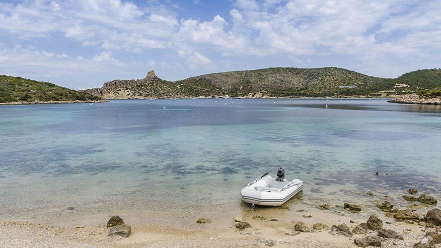 Playa en Cabrera