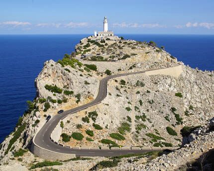 Cap de Formentor, a rugged trip to the Land's End of Majorca