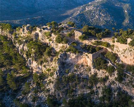 castillo de alaro_mallorca
