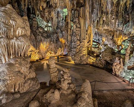 Nerja Caves, the natural cathedral on the Costa del Sol