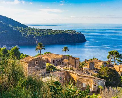 Deià, encanto bohemio en Mallorca