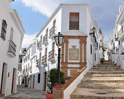 What to see in Frigiliana, the most beautiful white town in Málaga