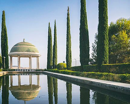 The Botanical Garden of Málaga: the Marquises of Loring's tropical paradise