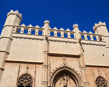 La Lonja de Palma de Mallorca, Gótico en estado puro