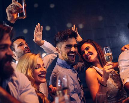 Málaga with friends: a guaranteed success