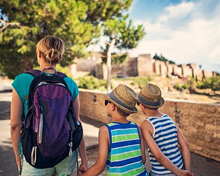 Málaga with children: charming villages and special museums