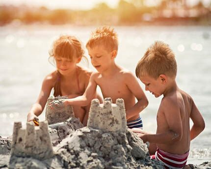 Majorca with children, an adventure-packed island