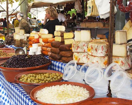 Markets in Majorca, a place to stroll, eat and shop