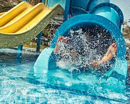 Water parks in Málaga, the most fun way to cool off