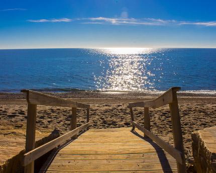 Playas de Málaga, un viaje refrescante por toda la Costa del Sol